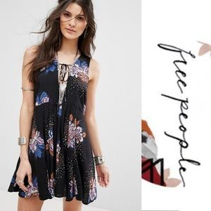 (LIKE NEW) Free People | Lovely Day Mini Dress